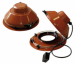 Цены на Systemair TFSR 125 XL Sileo Red Systemair Крышный вентилятор с прямым приводом,   серия TFSR