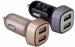 Цены на Автомобильное зарядное устройство Momax Polar Series Car Charger UC4D 2USB 3.4A Gold
