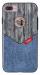 Цены на Remax Sinche Series для Iphone 7 (RM - 279) Grey + Jeans Силиконовый чехол Remax Creative Case для Iphone 5/ 5s Transporent Black Надежно защищает от трещин,   сколов,   царапин,   потертостей,   грязи и пыли не скользит на горизонтальных поверхностях и в руках предос