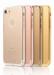 Цены на Remax Sunshine для Iphone 7 Transparent/ Black Силиконовый чехол Remax Creative Case для Iphone 5/ 5s Transporent Black Надежно защищает от трещин,   сколов,   царапин,   потертостей,   грязи и пыли не скользит на горизонтальных поверхностях и в руках предоставляет