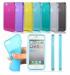 Цены на Силиконовая накладка для Meizu M2 Mini Transparent Grey