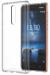 Цены на Nokia 8 Transparent orig. Чехол Nokia изготовлен из качественных материалов. Он надежно защитит Ваш смартфон от царапин и смягчит удары при падении.