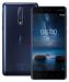 Цены на Nokia 8 64GB Dual (4GB RAM) Polished Blue Android 7.1 Тип корпуса классический Материал корпуса алюминий Управление механические/ сенсорные кнопки Тип SIM - карты nano SIM Количество SIM - карт 2 Режим работы нескольких SIM - карт попеременный Вес 160 г Размеры