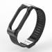 Цены на Xiaomi Металлический ремешок для фитнес браслета Mi Band 2 Black