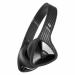 Цены на Накладные наушники Monster DNA On - Ear Headphones Carbon Black Стильные среднеразмерные наушники со складной конструкцией и высокой шумоизоляцией. 2 съёмных кабеля в комплекте (один из них с пультом управления и микрофоном).