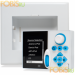 "���� �� ������ ���������� iPod SpeakerCraft MODE Free Keypad ��������� ������ ����������. ��� ������ MZC. Handheld RF Version of the MODE 3.1 Keypad. �������: 3.5"". ��������� ���������,   ������ ���������,   8 ������. ���������� RF �������. �������� � MZC 66/ 88. ����"