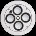 ���� �� ������������ � ������� �� SpeakerCraft AccuFit Ultra Slim Three Single (ASM66433)