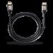 Цены на HDMI - HDMI OEHLBACH Black Magic 120 1.2 м С высокоскоростным кабелем HDMI®  вы получаете неограниченное удовольствие от домашнего кинопросмотра. Дополнительный канал передачи данных (канал Ethernet) позволяет подключать компоненты AV с поддержкой Интерн