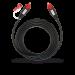 Цены на Цифровой оптический кабель OEHLBACH Red Opto Star 2.0 м (6005)   Оптический цифровой аудиокабель,   оснащенный двумя металлическими штекерами TOSLINK. Инновационный дизайн цифрового кабеля,   содержащего ультрачистые оптоволоконные проводники,   обеспечива