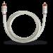 ���� �� RCA - RCA ������ OEHLBACH NF 13 MK II 0.5 (10300) ������������� � ���������� ������������ ������������ ������ Cinch ��� �������� �������� - ������������� ������������� ��� ������������������� ����������� � �������� Hi - Fi � �������� �������� �����������. �����
