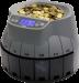 Цены на Счетчик и сортировщик монет Cassida CoinMaster Сортировщик монет с дисплеем и панелью на русском языке для обработки малого и среднего объема монет.