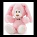 Цены на Trudi Заяц Вирджилио (розовый) 26см  -  мягкая игрушка Мягкий плюшевый заяц Вирджилио от Trudi относится к той категории игрушек,   которые почти сразу становятся любимыми и надолго остаются лучшими друзьями для детей. Чрезвычайно мягкие,   приятные на ощупь ма