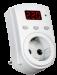 Цены на DigiTOP 10 AS Специальные функции  -  Защита от скачков напряжения,   Тип розеток  -  Евро,   Вес  -  0.3,   Максимальная выходная мощность  -  2200,   Цвет  -  Белый,   Индикация  -  Есть,   Максимальный ток нагрузки  -  10,   Входное напряжение  -  0 - 400,   Выходное напряжение  -  100 - 4