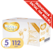 Цены на Huggies Elite Soft 5 Особенности  -  Индикатор наполнения,   Назначение  -  Универсальные,   Количество в упаковке  -  112,   Вес ребенка  -  12 - 22,   Тип  -  Подгузники,   Пол  -  Для мальчиков и девочек,   Вес ребенка  -  от 12 кг,   Вес упаковки  -  5