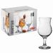 Цены на для коктейля 380мл 6шт (PSB 44872) Количество предметов  -  6,   Материал  -  Стекло,   Питьевая посуда  -  Бокал,   Тип  -  Набор,   Цвет  -  Прозрачный
