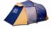 Цены на Bergen Sport Кемпинговая палатка Haleakala. Вместительная трехместная палатка с большим тамбуром для хранения вещей.