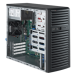 Цены на Сервер BRIGO TS - E34NH - S 201804S SERVER BRIGO TS - E54H - S MidiTower /  PSU 300W( 1)  /  Single Socket 1151 /  Intel C236 /  1х CPU Intel Xeon E3 - 1230v6,   3.5GHz,   4core/ 8T upto 1 CPU max /  16Gb ( 1*16Gb)  DDR4 2400MHz ECC upto 64Gb 4xDIMM /  HDD 2x 2000