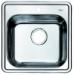 Цены на Мойка для кухни нержавеющая сталь,   шелк Iddis Strit STR48S0i77 Раковина из нержавеющей стали Iddis Strit S STR48S0I77 (485*485) шелк