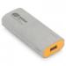 Цены на Внешний аккумулятор Mango MA - 5200 5200mAh Grey Портативная аккумуляторная батарея позволит в любой момент без доступа к электрической сети зарядить аккумулятор вашего смартфона,   планшетного компьютера,   телефона,   МР3 - плеера или другого электронного устройс