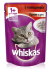 Цены на Whiskas Паучи Whiskas Крем - суп для кошек 85 г (85 г,   Говядина) Аппетитные кусочки с нежным сливочным соусом непременно понравятся Вашей кошке. А это значит,   что в каждой миске крем - супа Whiskas Ваша любимица найдет не просто вкусное угощение,   а полноценны