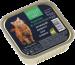 Цены на Petibon Паштет Petibon Smart для кошек (100 г,   Индейка и кролик) Новые влажные корма премиум класса для кошек Petibon SMART — это нежные мясные паштеты. В их составе ингредиенты только животного происхождения: в каждом вкусе гармонично сочетаются два вида