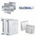 Цены на Алюминиевый секционный радиатор Global Iseo 500 4 секции