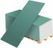 Цены на Влагостойкий Волма Гипсокартон гклв 1.2*2.5 м/ 9.5 мм ТипГипсокартон влагостойкий.НазначениеГипсокартон (ГКЛ) используется для облицовки стен (толщиной 12,  5 мм) и потолков (толщиной 9,   5 мм),   в том числе и для помещений с повышенной влажностью.СвойстваПроч