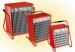 Цены на Переносной тепловентилятор для надежной работы в любых условиях Frico Tiger p31