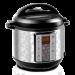 Цены на Мультиварка - скороварка Redmond RMC - PM380 6л 1000Вт серебристый/ черный