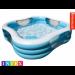 Цены на Надувной бассейн Intex квадрат 229х229х56 см 57495