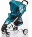 Цены на Коляска прогулочная Jetem Tokyo blue прогулочная коляска,   4 - колесная,   различная ширина осей,   регулировка наклона спинки,   ремни безопасности,   корзина для покупок,   8.7 кг