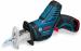 Цены на Bosch Ножовка Bosch GSA 10,  8 V - LI 0.601.64L.972 Аккумуляторная сабельная ножовка Bosch GSA 10,  8 V - LI 0.601.64L.972 предназначена для распиловки различных материалов. Модель очень удобна в использовании благодаря малым размерам и весу. Скорость движения пи