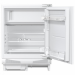 Цены на Korting Встраиваемый холодильник Korting KSI 8256 Встраиваемый холодильник с морозильной камерой под столешницу Общий объем: 126 л Класс энергопотребления: А +  Механическое управление 1 высокоэффективный компрессор Уровень шума: 38 дБ Объем холодильной кам