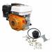 Цены на Grost Привод бензиновый для затирочной машины Grost D.ZMU.G 108052 Тип двигателя: 4 - х тактный,   1 - цилиндровый двигатель;  Мощность двигателя: 6,  5 л.с.;  Мощность двигателя: 4,  8 кВт (3600 об./ мин.);  Объём двигателя: 196 см3;  Ориентация коленвала: горизонтальн