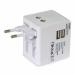 Цены на Mystery Зарядное устройство Mystery MDC - 20K Максимальный ток: 6А,   ~100 - 240В (660Вт макс. при 110В,   1380Вт макс. при 230В) Максимальный ток USB: 2.1А или 1А,   5В LED индикатор питания Встроенный предохранитель 6А Подходит для US/ EU/ UK/ AU разъемов