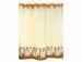 Цены на ZALEL Шторка для ванной ZALEL арт. 01336 180х200 бежевая Тип: штора для ванной Материал: 100% полиэстер Обработка краев: термический шов,   утяжелитель отсутствует Размер: 200х180 см Комплектация: 12 люверсов