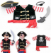 """Цены на Melissa&Doug Костюм Melissa&Doug Пират 4848 Набор """" Пират"""" ,   производства всемирно - известной торговой марки Melissa&Doug,   подарит Вашему малышу несказанное удовольствие. Стоит его надеть как Ваш ребенок тут же перевоплотится в настоящего пирата. В"""