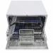 Цены на Maunfeld Посудомоечная машина Maunfeld MLP - 06S Тип установки: отдельностоящая компактная посудомоечная машина 55 см Современный класс энергопотребления A +  Количество комплектов: 6 Управление: электронное с LED индикацией Количество программ: 6 (интенсивна