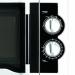 Цены на Hermes Technics Микроволновая печь Hermes Technics HT - MW105L Объем,   л: 20 Мощность,   Вт: 700 Управление: механическое Цвет (фасад /  корпус): черный /  белый Тип открывания: ручкой Количество уровней мощности СВЧ: 6 Таймер,   мин: 30 Сигнал об окончании пригот