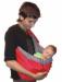 Цены на Золотой Гусь Гамак - перевязь Золотой Гусь 80060 Основными преимуществами держателей типа слинга являются: удобство грудного вскармливания;  возможность носить малыша лицом к себе и от себя;  располагать слинг на спине,   на груди и на боку;  дает возможность св