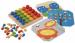 """Цены на PLAN TOYS Мозаика PLAN TOYS 5162 Игрушка """" Мозаика""""  от Plan Toys состоит из деревянной доски на которой равномерно распределено тридцать отверстий,   трех карт с рисунками и комплекта деревянных гвоздиков двух размеров. Малышу нужно наложить карту"""