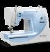 Цены на Bernina Швейная машинка Bernina Bernette Milan 2 Bernina Bernette Milan 2имеет удобную челночную систему ( качающуюся) ,   которая отвечает за выполнение идеально ровной прямой строчки. Модель мастерки обрабатывает и легкие ( тик,   лен,   тюль,   трико