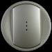 Цены на Лицевая панель для выключателя с индикацией Legrand Celiane Легранд Селиан титан 068303