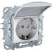 ���� �� ������������� ������� � ����������� �� �������� � �������� ������� �������� ����� IP20 Schneider Electric UNICA ����� MGU5.037.18TAZD