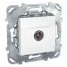 ���� �� ������������� ������� TV ��������� Schneider Electric UNICA ����� MGU5.464.18ZD