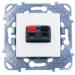 Цены на Аудио розетка Schneider Electric UNICA белая MGU5.486.18ZD