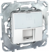 ���� �� ���������� ������� 6 ��������� Schneider Electric UNICA ����� MGU5.493.18ZD