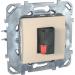 ���� �� ����� ������� Schneider Electric UNICA ������� MGU5.486.25ZD