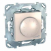 Цены на Диммер светорегулятор поворотный 400W Schneider Electric UNICA бежевый MGU5.511.25ZD