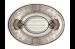 Цены на Керамическая плитка El Molino Medallon Leonora Plata - Perla вставка 10х14
